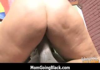 sexy milf outstanding interracial fuck 1