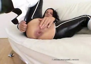 extreme fetish non-professional mature wife