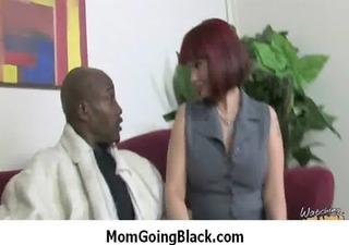 Interracial MILFs and Cougars - Mommy getting