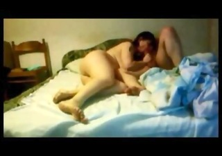 curvy milf gets fucked on real homemade