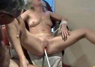 milf bondage at home